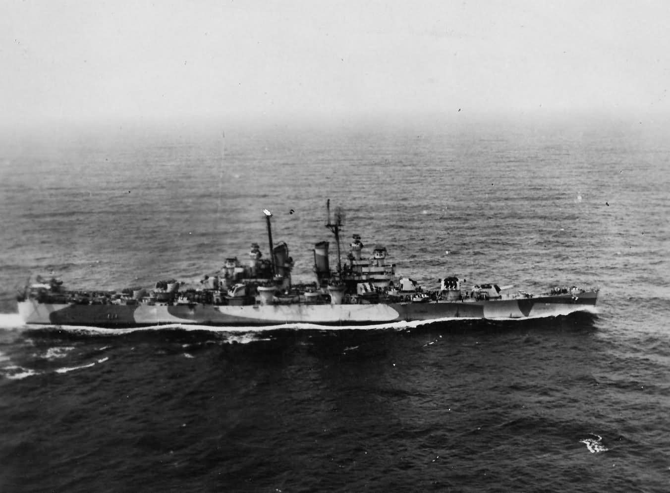 Light cruiser USS Astoria CL-90