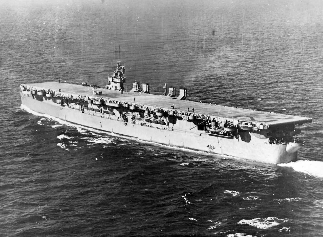 USS Cabot CVL-28