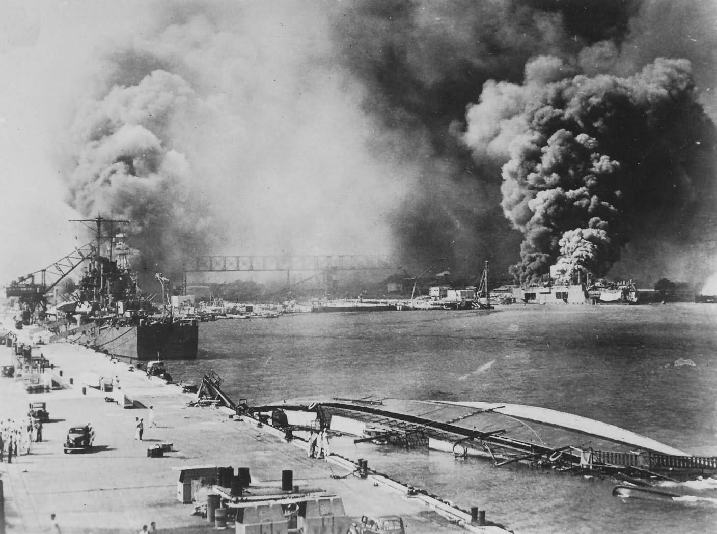 pearl harbor components causes events significance and intelligence failure Lessons drawn from pearl harbor were included in the intelligence reforms accomplished by the national security act in 1947, and its anniversary was even cited by representatives as they passed the intelligence reform and terrorism prevention act in the house on december 7, 2004.