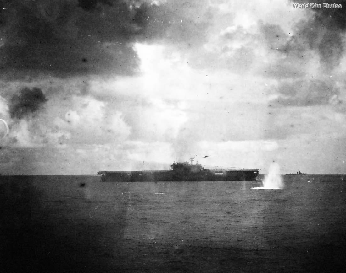 Battle of Santa Cruz Islands October 26, 1942 3