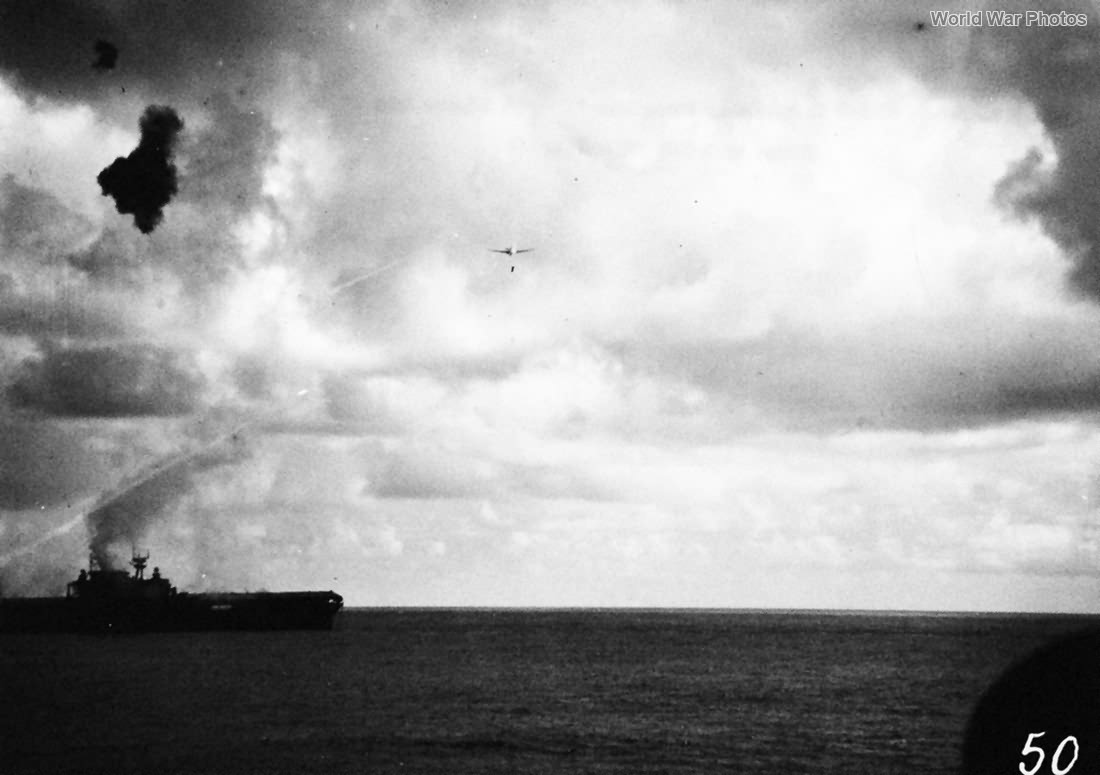Battle of Santa Cruz Islands October 1942 4