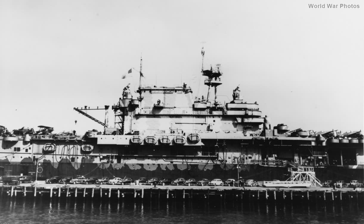 USS Hornet February 1942 3