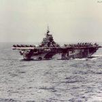 USS Hornet color