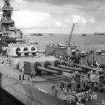 USS Iowa dec44