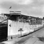 USS Langley at Mare Island 27
