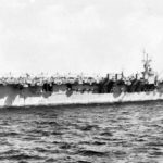 airplanes on aircraft carrier USS Langley CVL-27