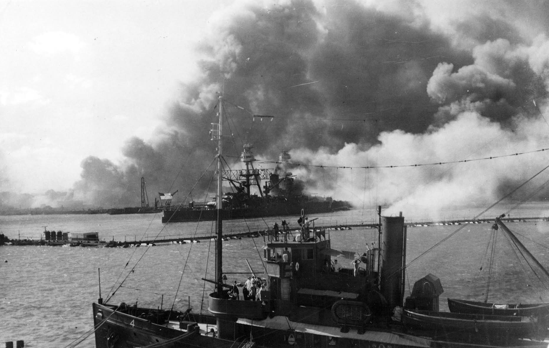 Image result for pearl harbor ships attacked images