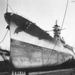 Battleship South Dakota 1946