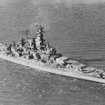 Battleship South Dakota BB-57