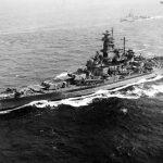 USS South Dakota August 9 1943