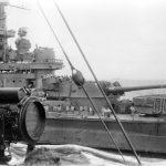 USS South Dakota August 1945