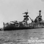 USS Wyoming Norfolk 1942