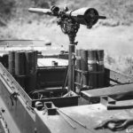 M29 Weasel with 75mm M20 Recoilless Rifle