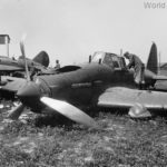IL-2 code 2 and I-16, Old Bychov 1941