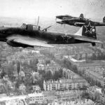 Il-2 of the 567 ShAP, 16th Army over Berlin, 1945