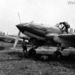 Il-2 of the 61 ShAP (61st Assault Aviation Regiment), 1941