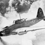 Il-2M3 in flight