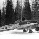 Ilyushin Il-2 refueling