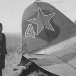 Ilyushin IL-2 tail number 4