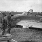 Ilyushin IL-2M number 322