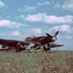 Abandoned Ilyushin Il-2 Sturmovik 1942