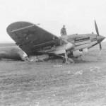 Wreckage of a IL-2 Sturmovik