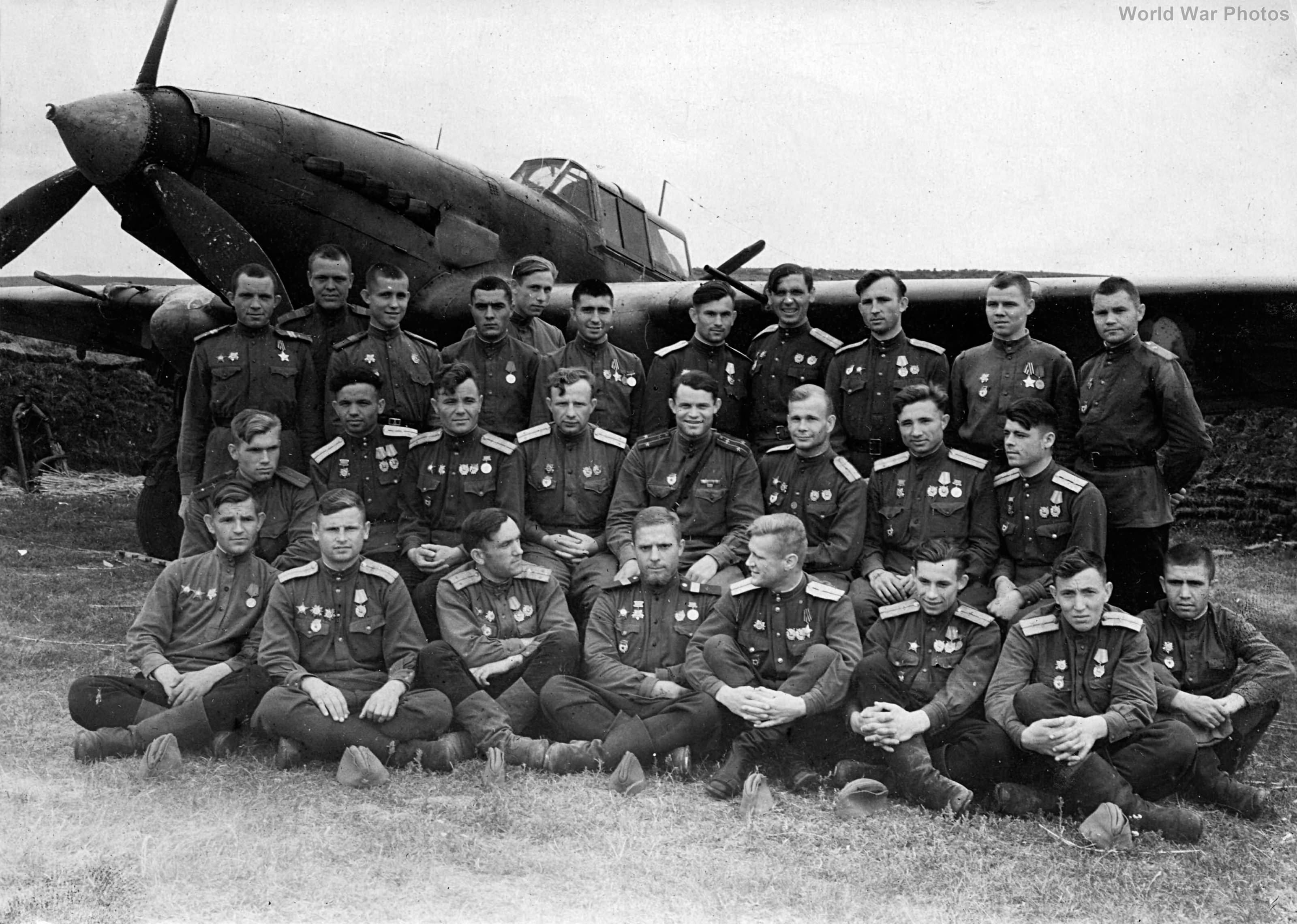 Il-2 155 GSAP 1944