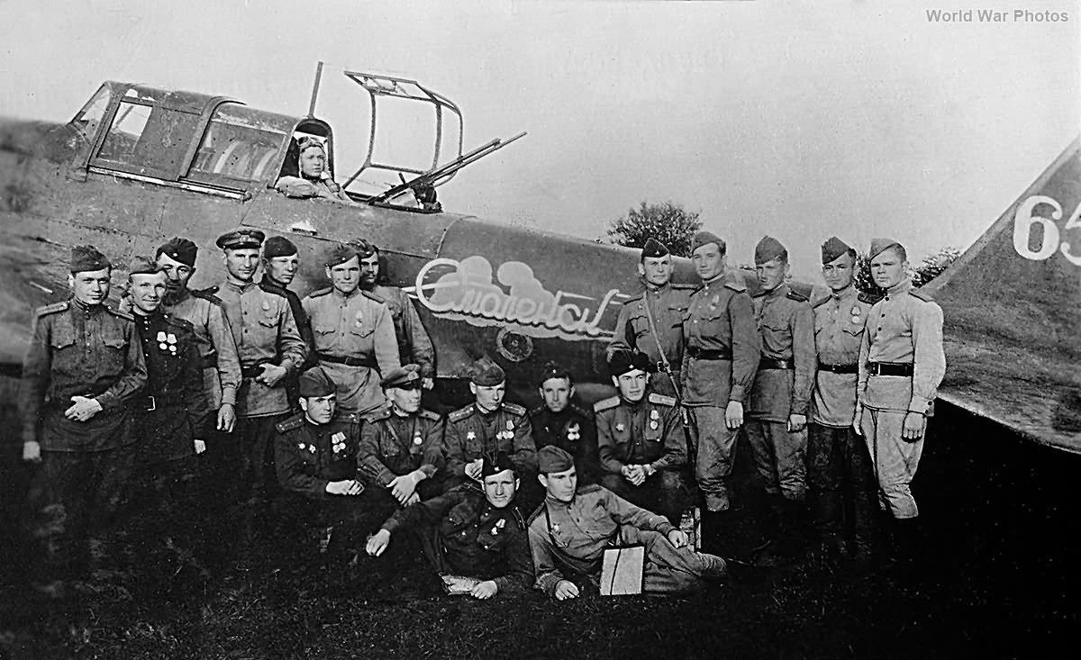 Il-2 187 GShAP 1944
