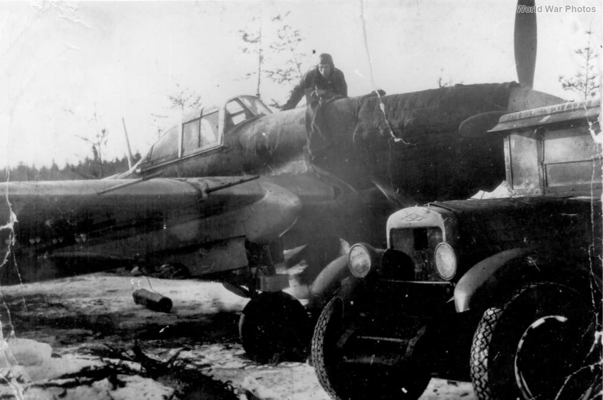 Il-2 502 ShAP 1942