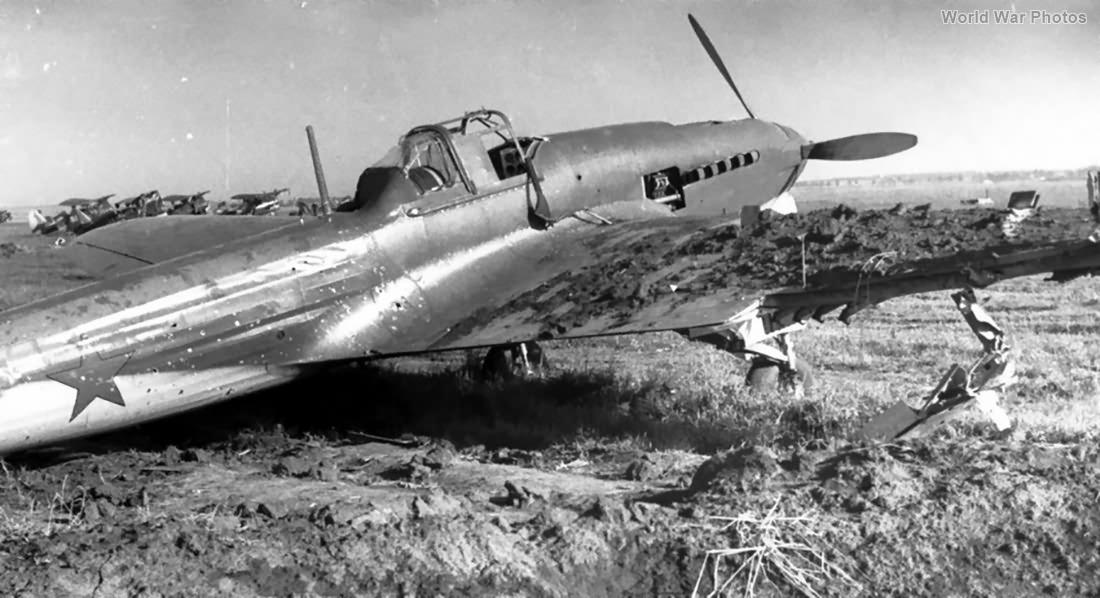 Il-2 66 ShAP Kurovitsy jun1941