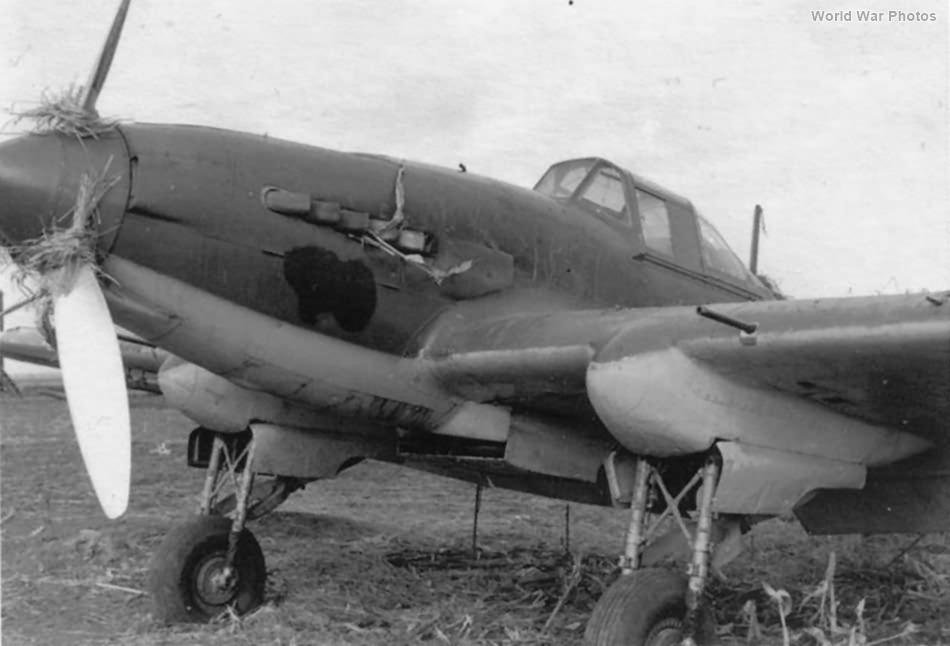 "Il-2 ""Zementbomber"" single-seater"