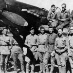 Ilyushin IL-2 and pilots of the 800 ShAP September 1943