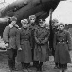 Il-2 155 GShAP November 1944