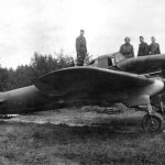 "Damaged Il-2 ""4"" from 872 ShAP"