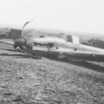 Il-2 after belly landing