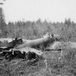 Wreck of Il-2