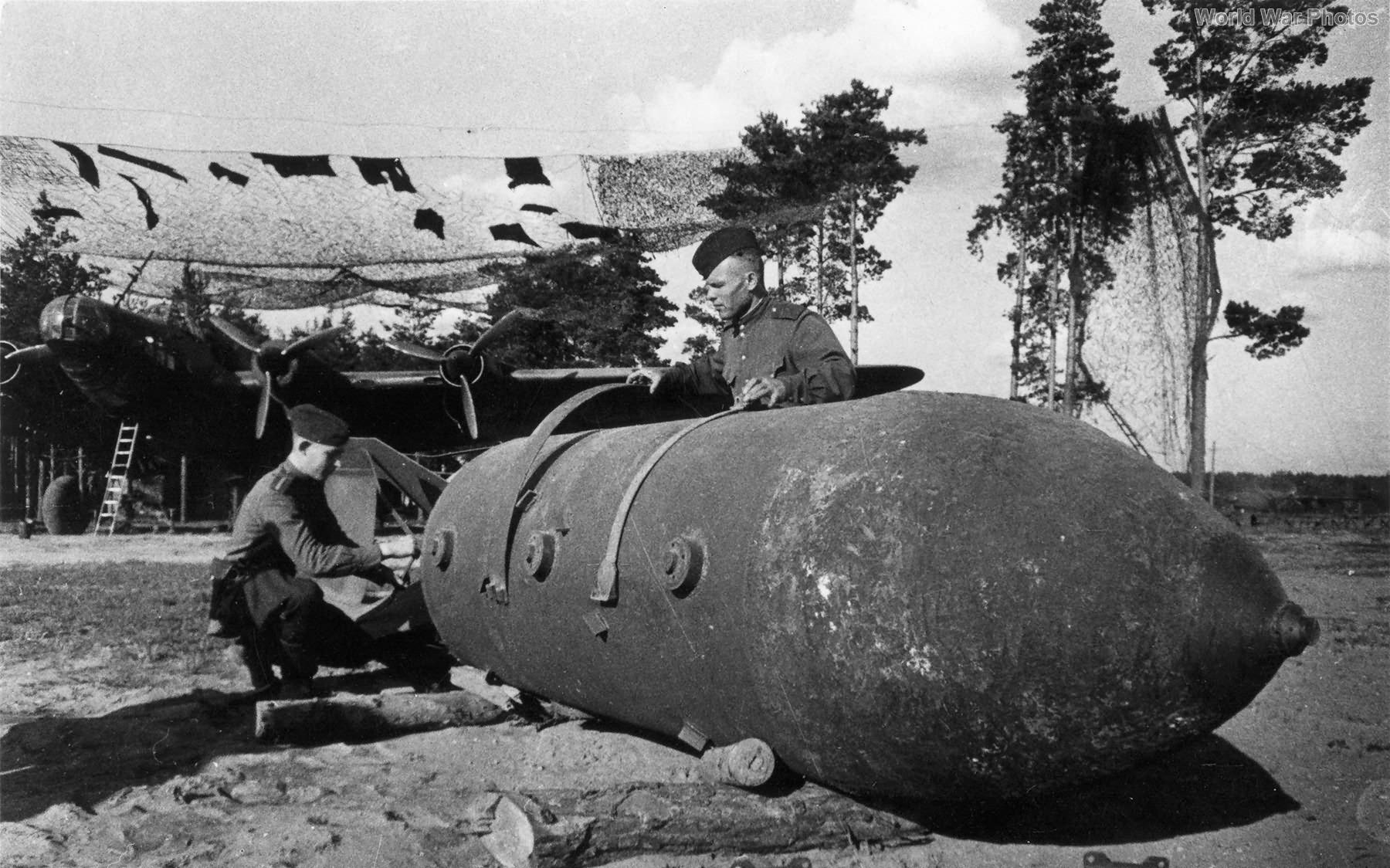 5 ton bomb