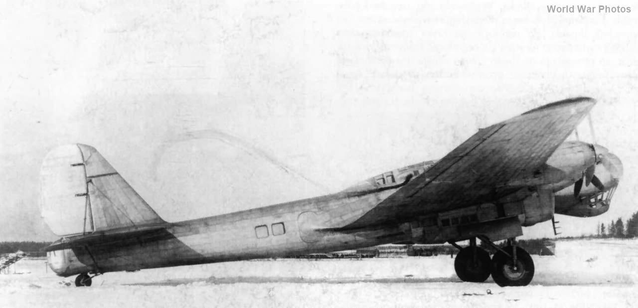 Pe-8 prototype 1937