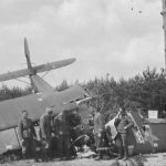 Destroyed Po-2 Kukuruznik 1941