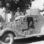 BA-20 (БА-20) armored car