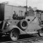 BA-20 with flanged metal rail-type wheels