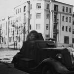 Armored car BA-20 2