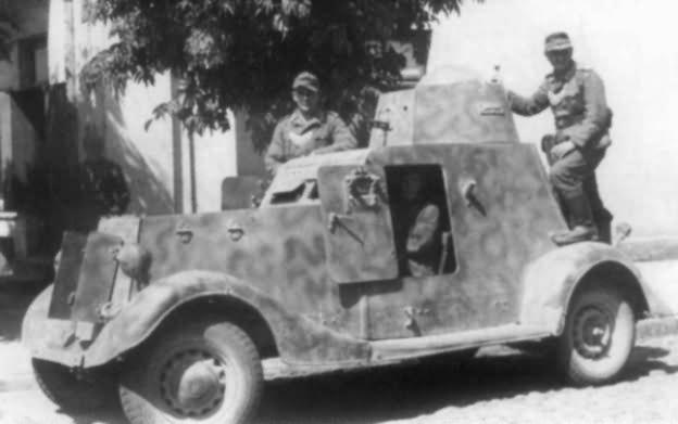ผลการค้นหารูปภาพสำหรับ ba-20 armored car