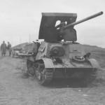 Komsomoletz ZiS-30 AT gun