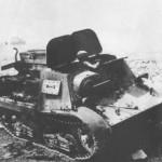 Light Artillery Tractor Komsomoletz