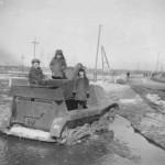 Russian Artillery Tractor T-20 Komsomoletz 6