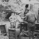 STZ-5 artillery tractor 2