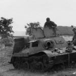 T-20 Komsomoletz artillery tractor