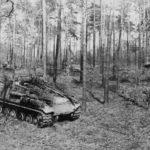 ISU122S 3guard tank army Germany Spring 1945