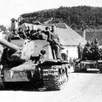 isu 122 romania 1944 3ukrfront